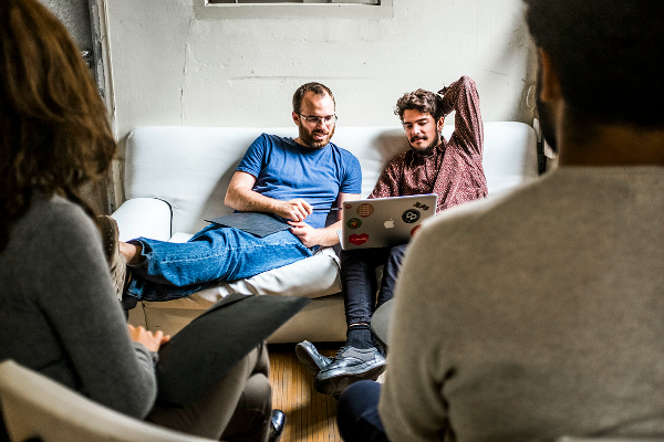 Corporate coworking a new way of working