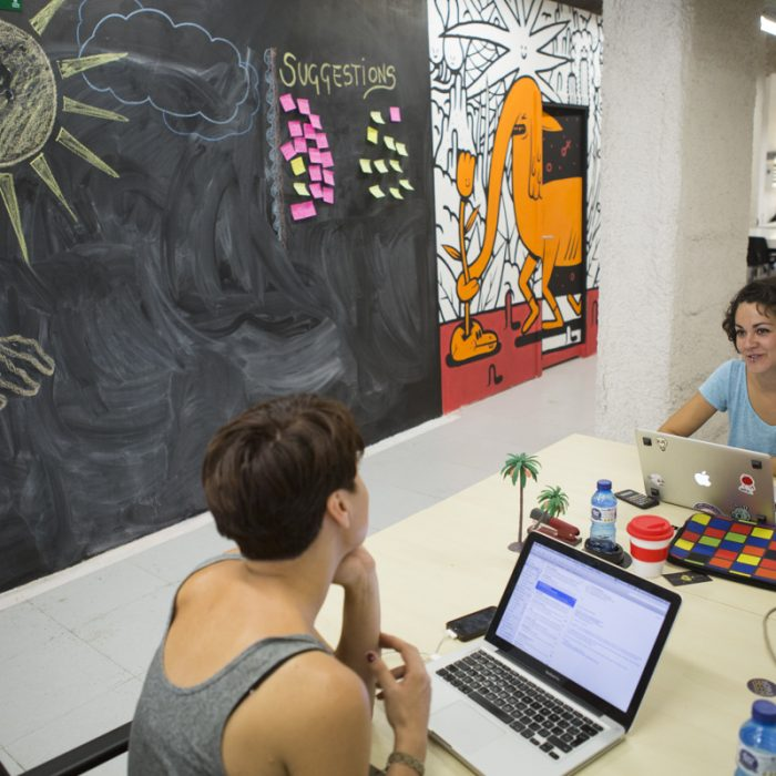 Protocol for coworking managers