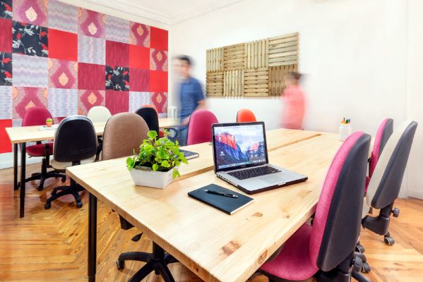Coworking space management by The Shed