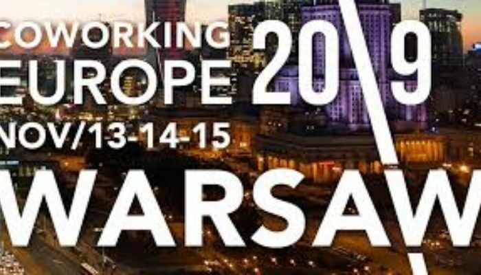 Coworking Europe Conference 2019